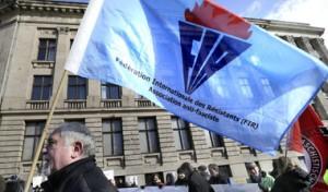 Riga Protest 2014